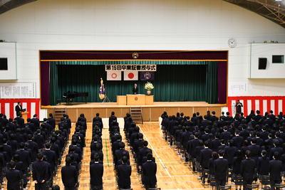校長式辞2