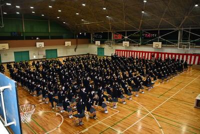 卒業生表彰
